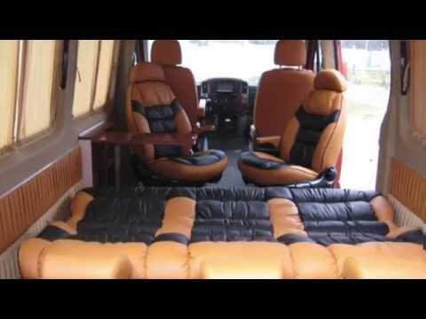 Переоборудование фургона в пассажирский или грузопассажирский микроавтобус в Минске - WDB.BY
