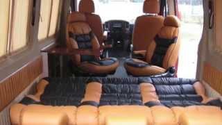 видео Грузопассажирский микроавтобус