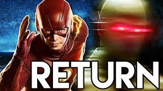 Reverse Flash To Return? - The Flash Season 4 Theory Explained