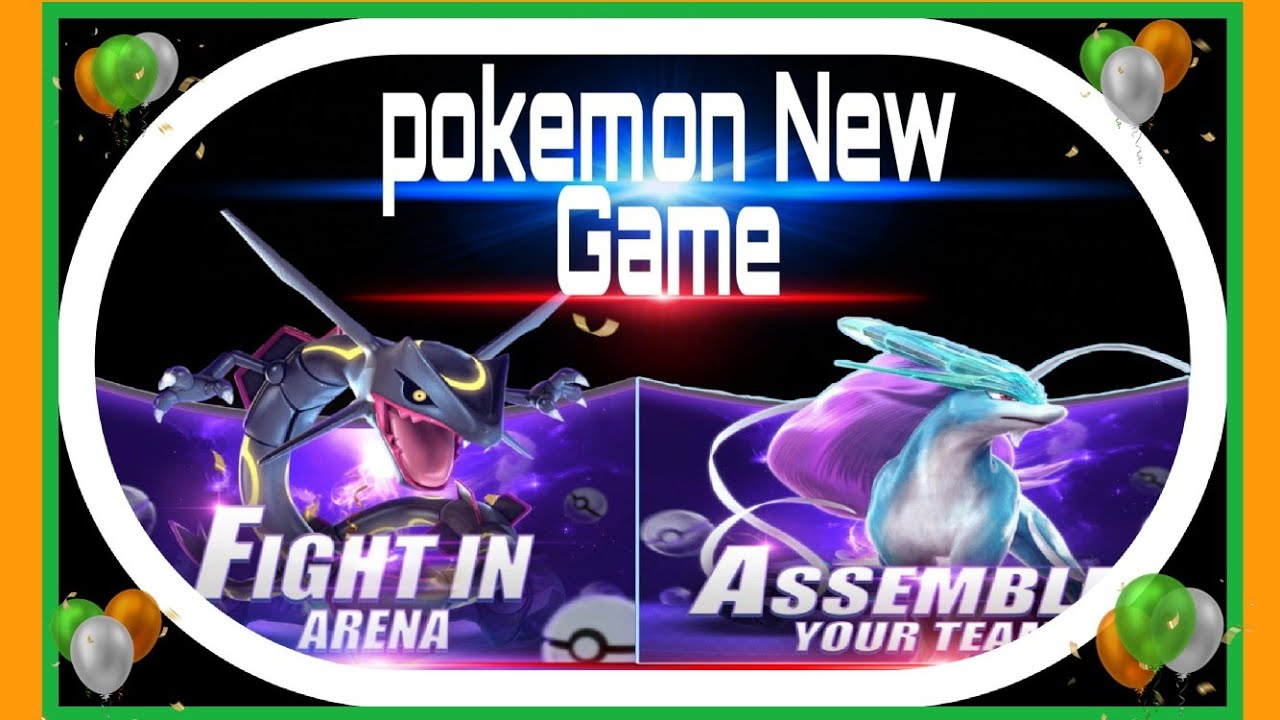 Pokemon new game 2019 Elf league dragon world download in hindi
