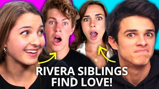 Brent Rivera & Lexi Rivera DATING SHOWS Compilation w/ Ben Azelart & Pierson Wodzynski