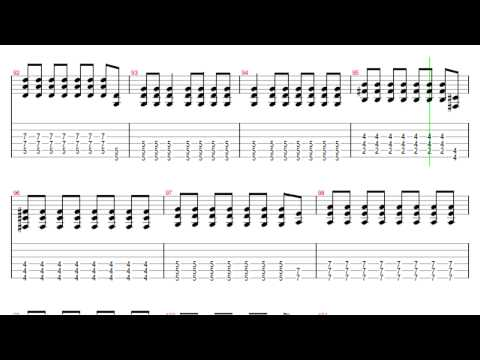 "[Guitar Tab] ""A Summer In The Stars"" by Forest Rain"