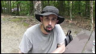 White Mountain Adventures - Solo Camping on the Kancamagus