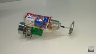 Baixar How to make an electronic drilling machine (DIY)