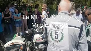 La tappa minervinese della Milano Taranto 2019