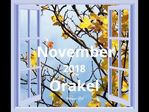 November 2018 Orakel - Alles oder Nichts