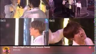Download lagu BTS Make It Right (Feat. Lauv) (Acoustic & EDM Remix) 방탄소년단 리믹스버전