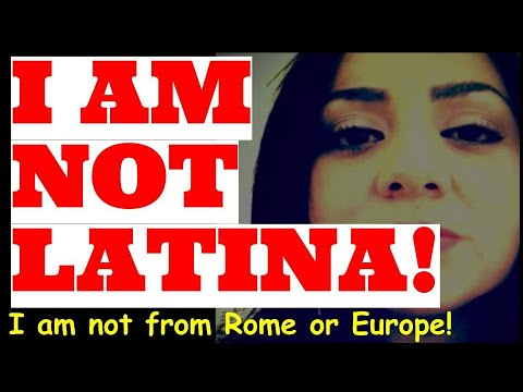 I am Not Latina! Calling ourselves latino means genocide!-Nican Tlaca Women Warriors