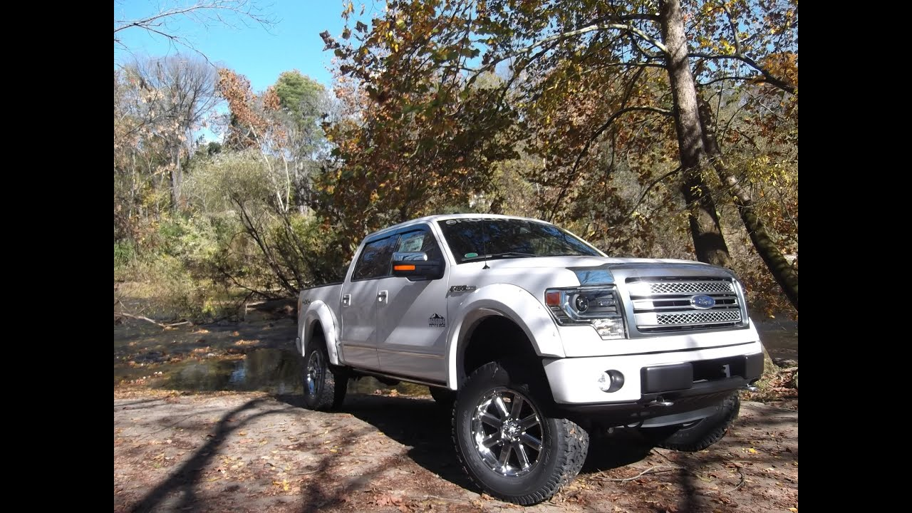 SOLD 2013 F150 Rocky Ridge Platinum Lifted Ford of Murfreesboro