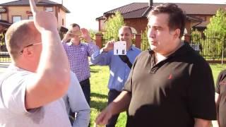 Провокатор-глава райсовета против Саакашвили