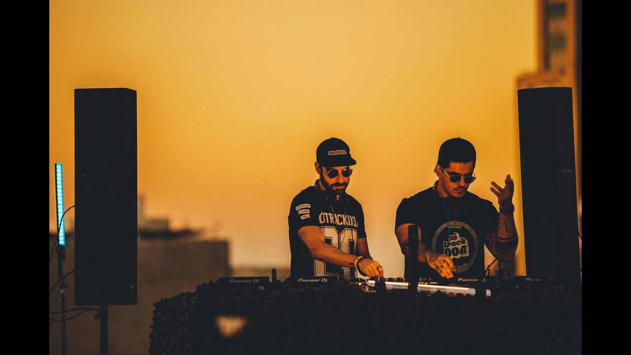 Vintage Culture b2b MECA - Sunset Lovers live at AiR Rooftop 2020