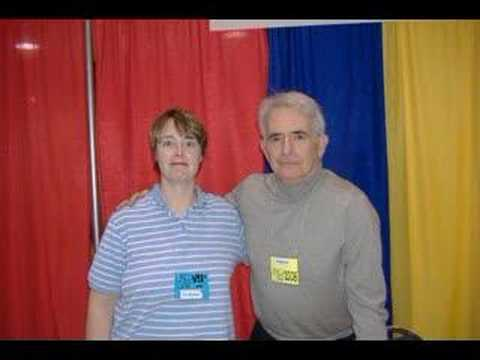 Joyce Dewitt and Richard Kline