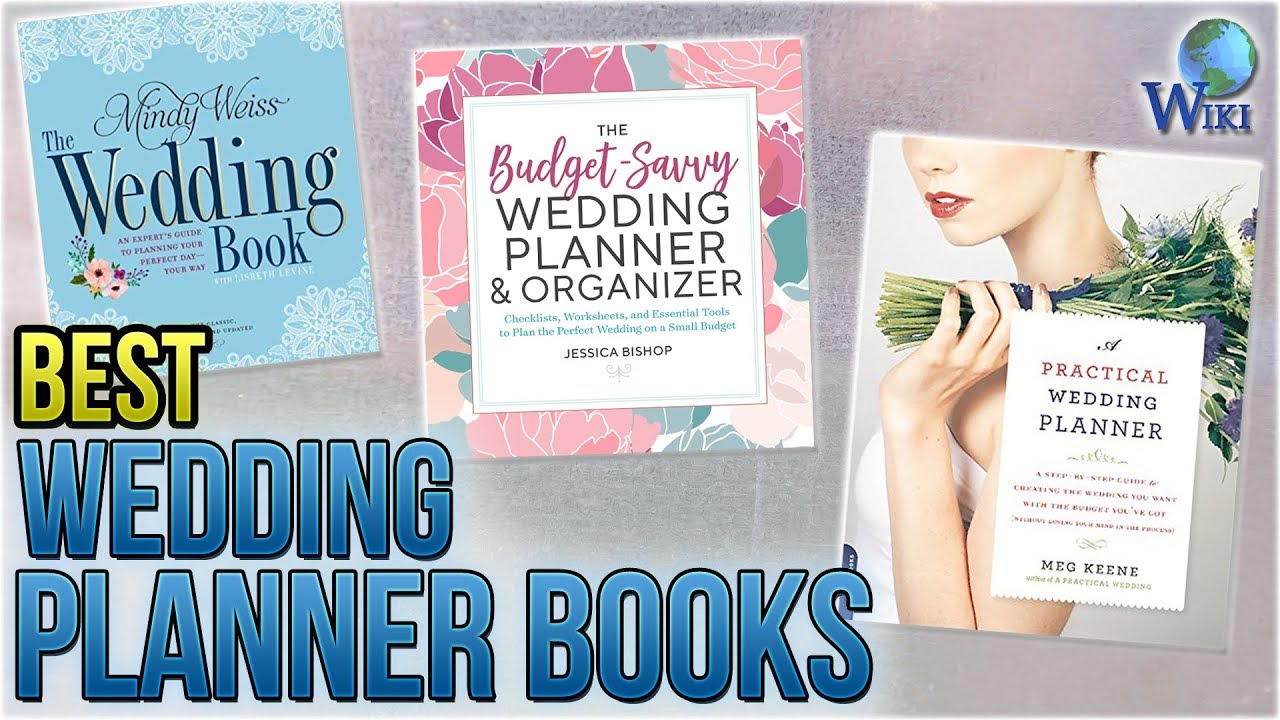 10 best wedding planner books 2018 youtube 10 best wedding planner books 2018 junglespirit Choice Image