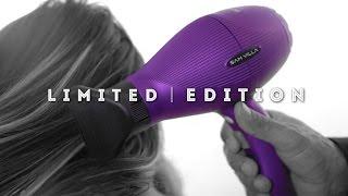 Sam Villa Limited Edition Light Professional Ionic Blow Dryer (Soft Metallic Purple)