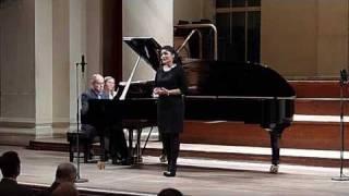 Ailyn Pérez: MOZART E Susanna non vien!...Dove sono (Le nozze di Figaro)