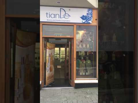 TianDe health&beauty shop in Ireland, Drogheda