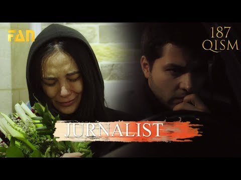 Журналист Сериали 187 - қисм L Jurnalist Seriali 187 - Qism