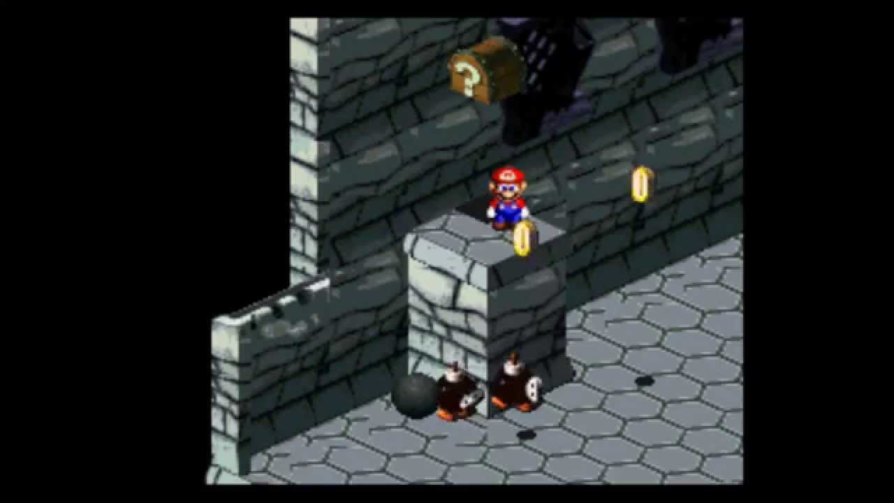 Let S Play Super Mario Rpg 33 The Six Doors 2 3 Action Rooms