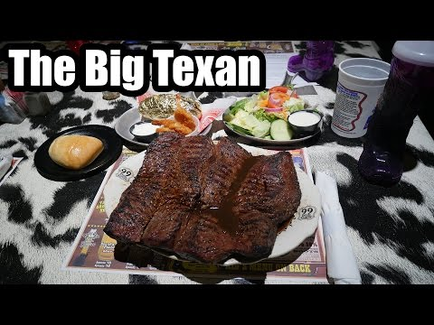 The Big Texan at The Big Texan Steak Ranch | Amarillo, Texas