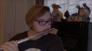 The Bird And The Worm - The Used (Flute Cover)