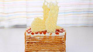 Торт Медовик / Honey cake