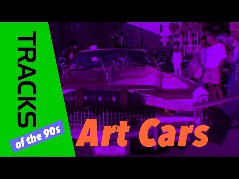 Art Cars - Tracks ARTE