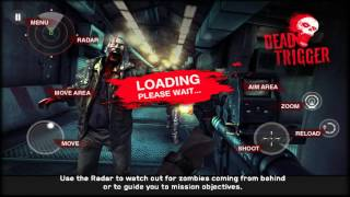 Dead Trigger 1 [ Mod Apk ](android)gameplay [2017]