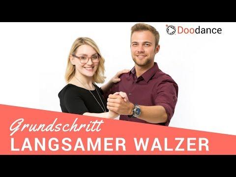 Hochzeitstanz: Langsamer Walzer | Der Grundschritt