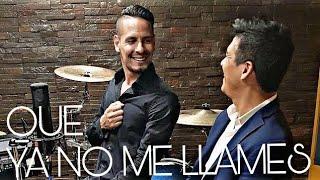 RODRIGO TAPARI / AMERICO - QUE YA NO ME LLAMES