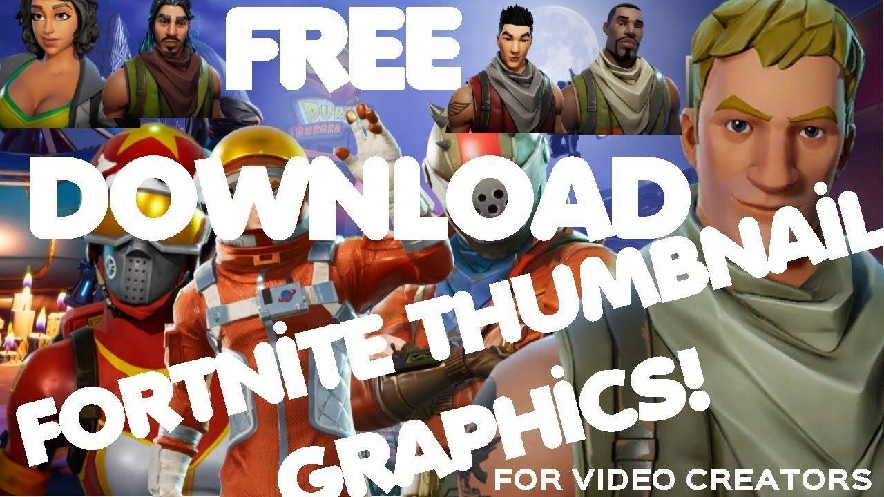Huge Fortnite Thumbnail Pack Free Download In Description Youtube