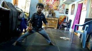 attarintiki daredi jr pawan dance