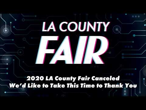 Thank You From Our LA County Fair Family To Yours!