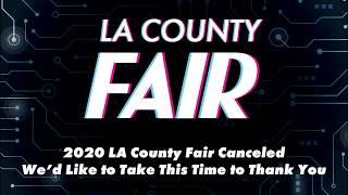 2020 La County Fair Vendor Christmas Tree 2020 LA County Fair