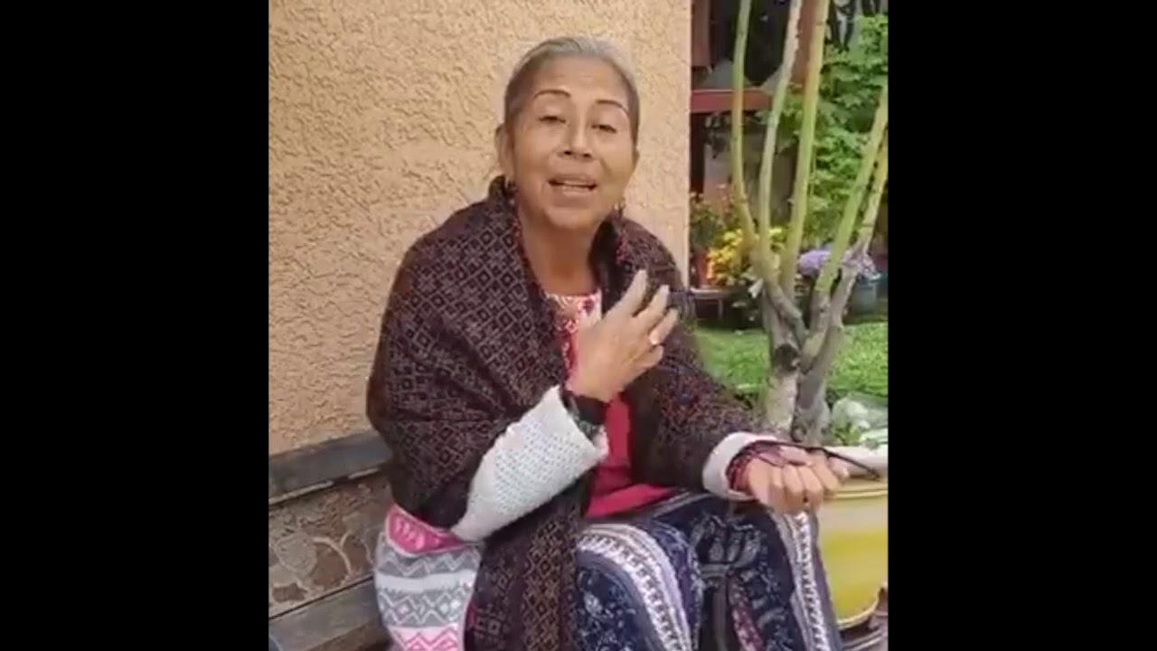 Messaggio all'umanità di una Curandera colombiana, ascoltatelo tutti