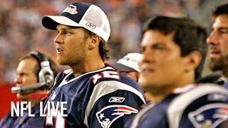 Tom Brady's former teammates react to him leaving the Patriots | NFL Live