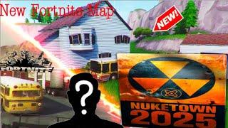 new map nuketown in fortnite creative mode - code nuketown fortnite zrk
