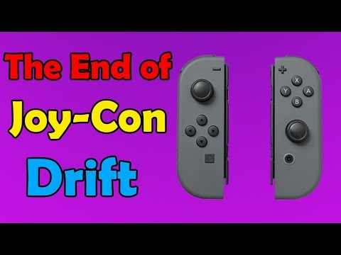 The ONLY Joy-Con Drift Fix Your Switch Will EVER Need!