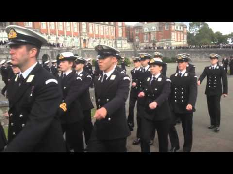 Pass Out BRNC - Oct 2015