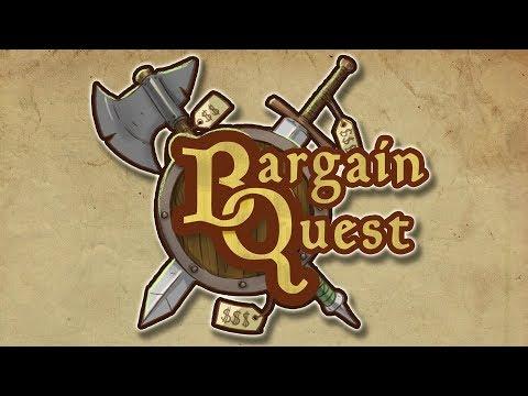 PA Presents:  Bargain Quest