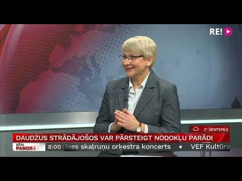 Intervija ar VID ģenerāldirektori Ievu Jaunzemi