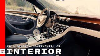 2018 Bentley Continental GT Interior thumbnail