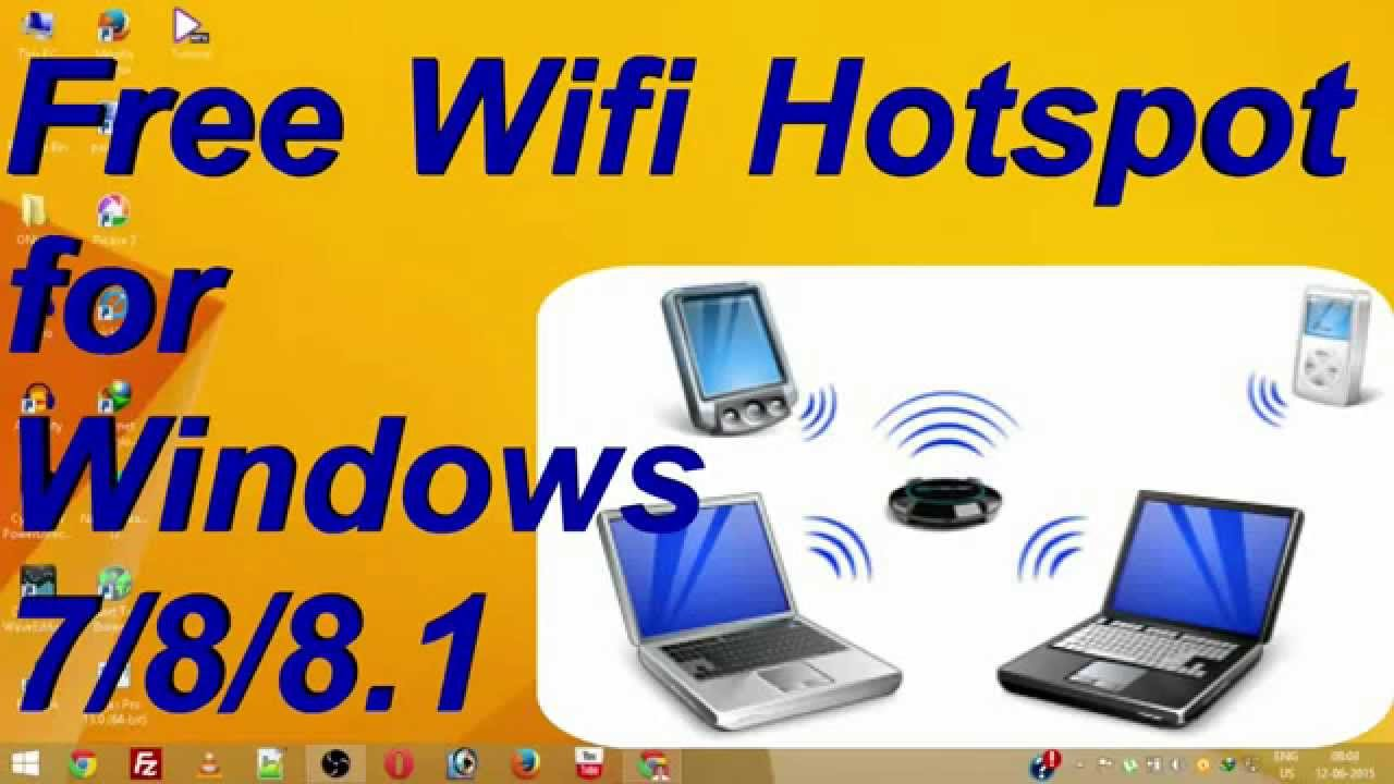 how to connect wifi in windows 8.1