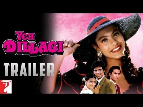 Yeh Dillagi - Trailer   Akshay Kumar   Saif Ali Khan   Kajol