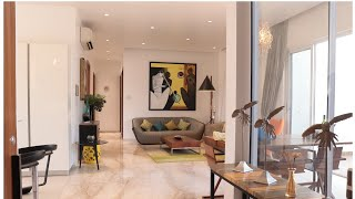 3BHK Flat Completed Interior Design | Simple and Beautiful 3BHK flat Interior