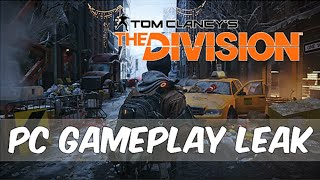 The Division | PC Gameplay | HD