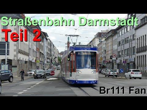 Br111 Fan [Doku]: Straßenbahn Darmstadt (Teil 2): Alle Strecken außer Alsbach