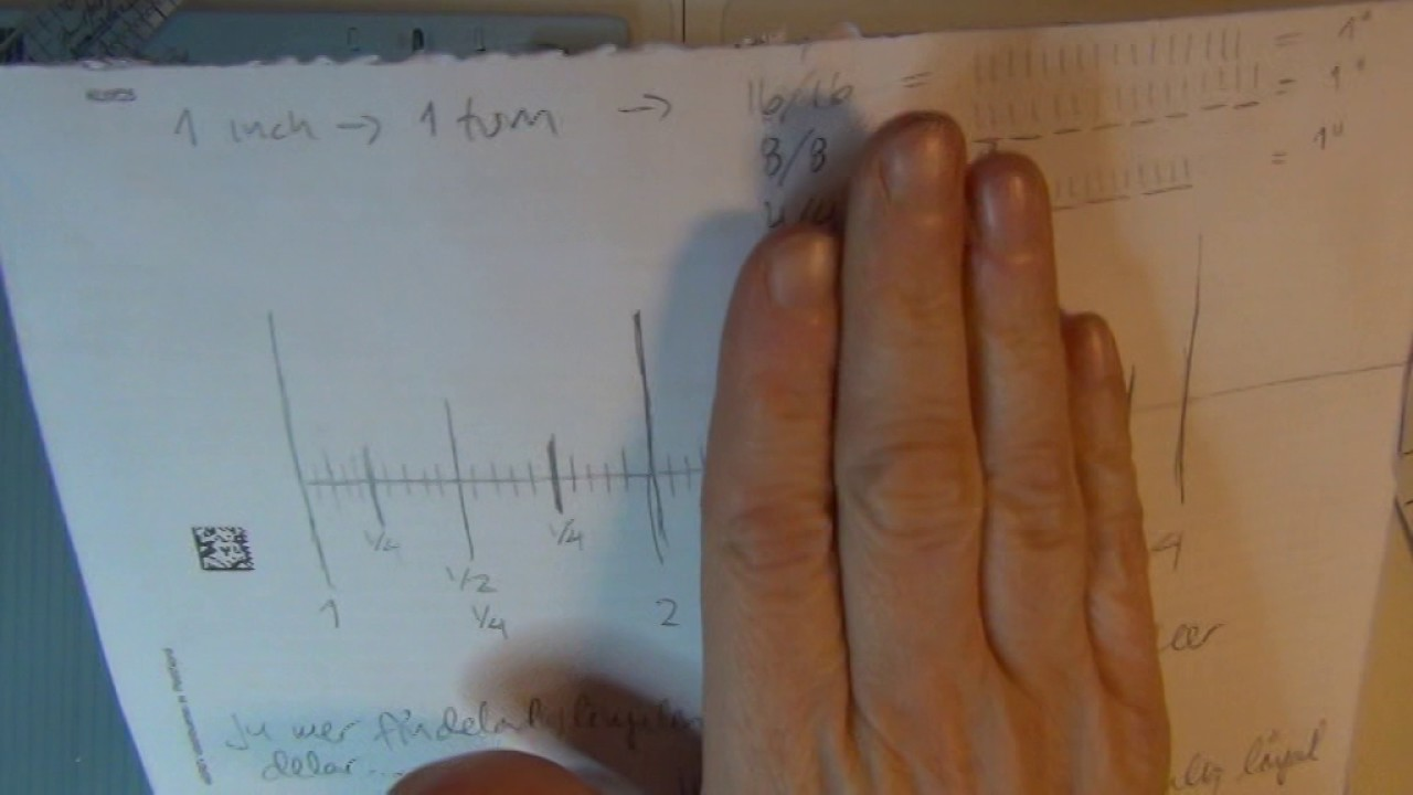 Hur mäter man kuken