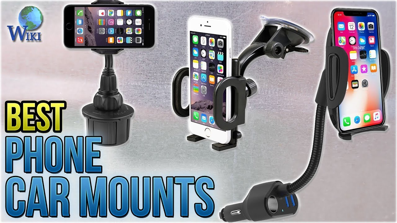 new concept 7dcde 3428a Top 10 Phone Car Mounts of 2019 | Video Review