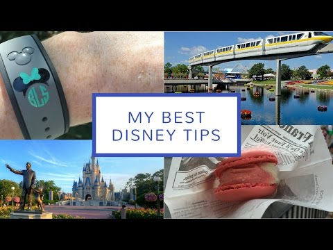 A Handful of My Best Walt Disney World Tips