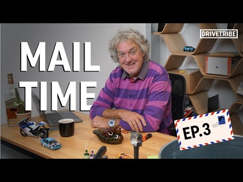 James May opens the weirdest fan mail yet!   Mail Time Ep.3